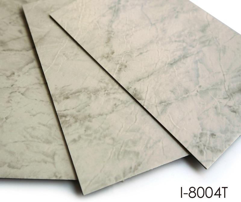 Decorative Stone Look Glue Down PVC Floor