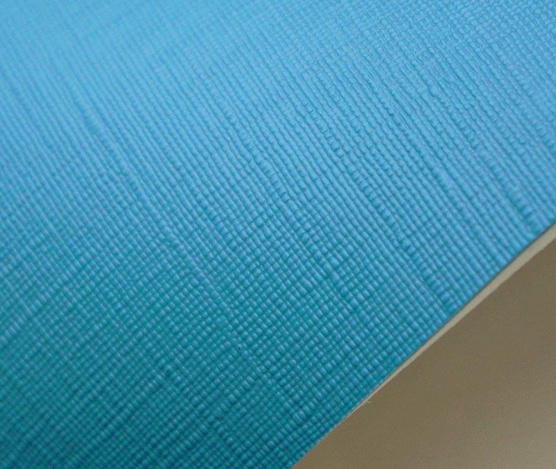 Blue durable mm vinyl sheet flooring topjoyflooring