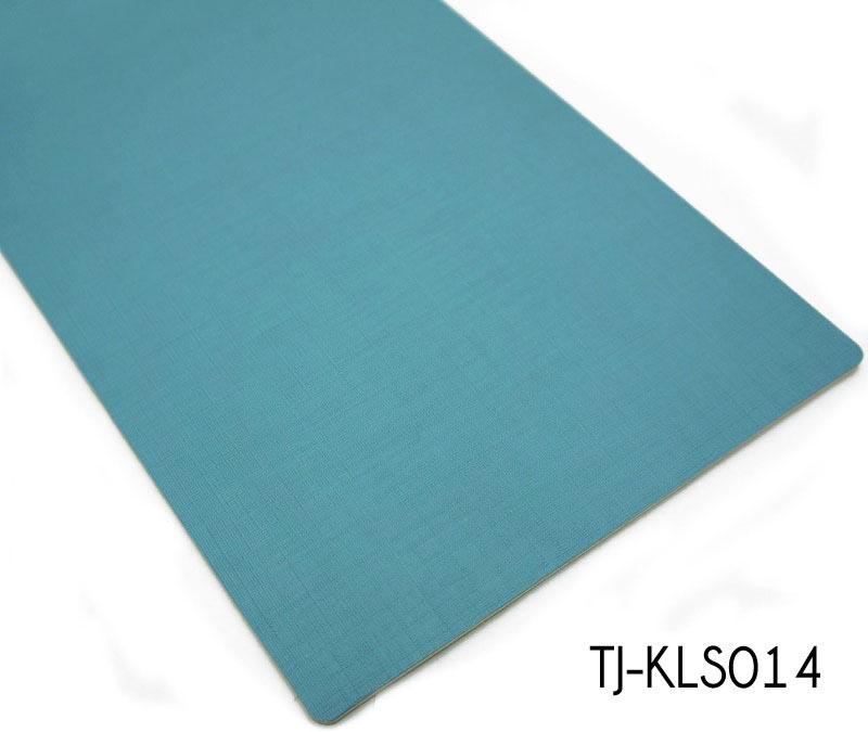 Blue Durable 4mm Vinyl Sheet Flooring