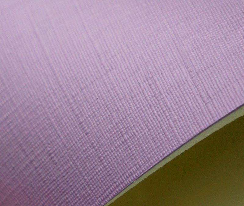 4mm Pink Waterproof Kindergarten Foam Backing Vinyl Sheets