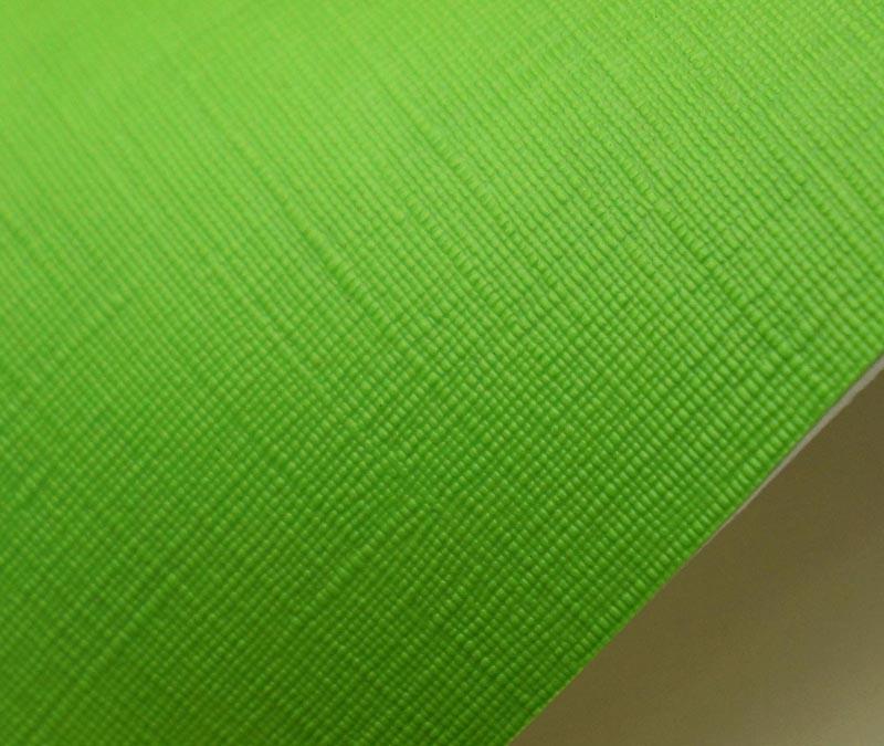 Fresh Green Non-slip 0.4mm Elasticity Vinyl Flooring Sheets for Commercial
