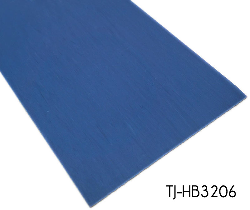 Dark Blue Luxury Commercial Office Homogeneous Sheet Vinyl Flooring