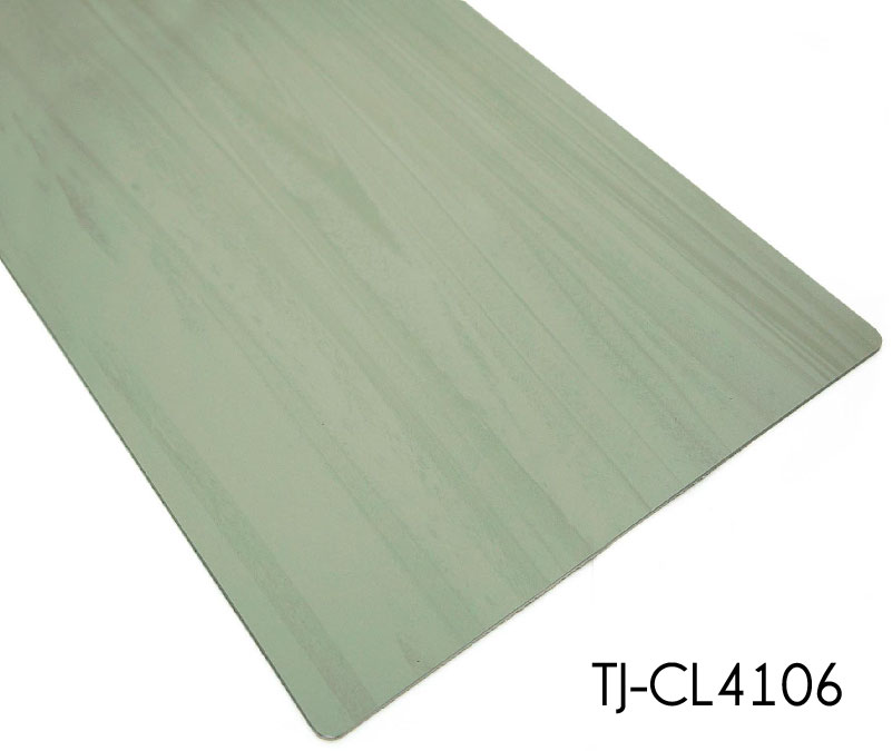 Luxury Energetic green Full Virgin School Homogeneous Vinyl Sheets